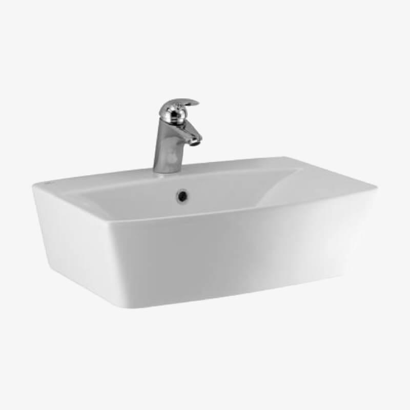 Lavabo 60x45 cantica ideal standard epicastore - Prezzi sanitari bagno ideal standard ...