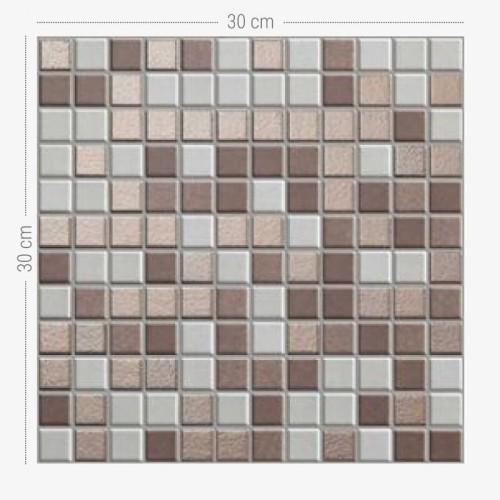Effetto mosaico epicastore for Piastrelle adesive effetto mosaico